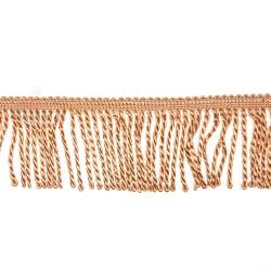 Curtain Cord Trimming Marsh Brown - 1 Meter