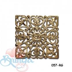 Filigree Findings 057 Rose Gold - 100gram