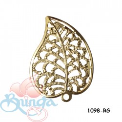 Filigree Findings 1098 Rose Gold - 100gram