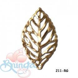 Filigree Findings 211 Rose Gold - 100gram