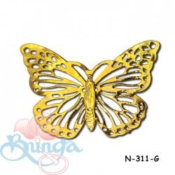 Filigree Findings N-311 Gold - 100gram