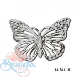 Filigree Findings N-311 Silver - 100gram