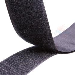 Velcro Black 4CM - 1 Meter
