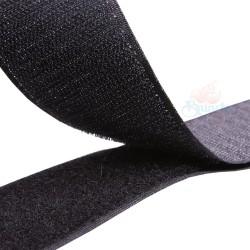 Velcro Black 5CM - 1 Meter