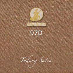 "Senorita Scarf Tudung Bawal Satin Plain 45"" Cappucino - #97D"
