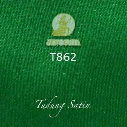 "Senorita Scarf Tudung Bawal Satin Plain 45"" Deep Green - #T862"