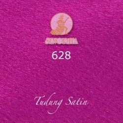 "Senorita Scarf Tudung Bawal Satin Plain 45"" Deep Magenta - #628"