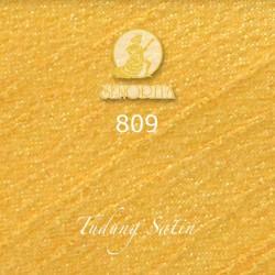 "Senorita Scarf Tudung Bawal Satin Plain 45"" Gold Yellow - #809"