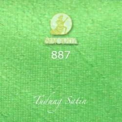 """Senorita Scarf Tudung Bawal Satin Plain 45"""" Grass Green - #887"""