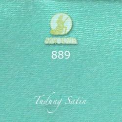 "Senorita Scarf Tudung Bawal Satin Plain 45"" Mint Green - #889"