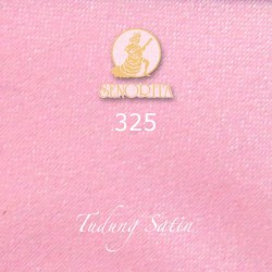 "Senorita Scarf Tudung Bawal Satin Plain 45"" Soft Pink - #325"