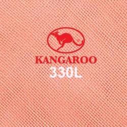 "Kangaroo Scarf Tudung Bawal Plain 45"" Plain Peach #330L"