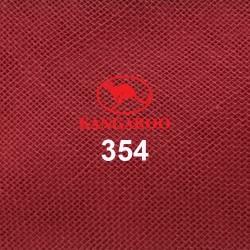 "Kangaroo Scarf Tudung Bawal Plain 45"" Plain Deep Rust #354"