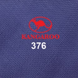 "Kangaroo Scarf Tudung Bawal Plain 45"" Plain Light Indigo Purple #376"