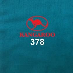 """Kangaroo Scarf Tudung Bawal Plain 45"""" Plain Bright Teal #378"""