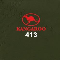 "Kangaroo Scarf Tudung Bawal Plain 45"" Plain Deep Olive #413"