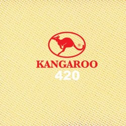"""Kangaroo Scarf Tudung Bawal Plain 45"""" Plain Baby Yellow #420"""