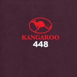 "Kangaroo Scarf Tudung Bawal Plain 45"" Plain Dark Magenta #448"