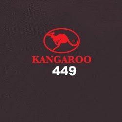 "Kangaroo Scarf Tudung Bawal Plain 45"" Plain Deep Grey Purple #449"