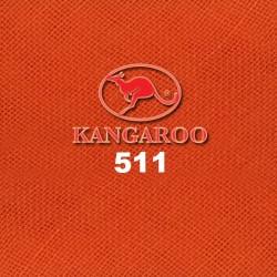 "Kangaroo Scarf Tudung Bawal Plain 45"" Plain Bright Orange #511"