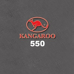 "Kangaroo Scarf Tudung Bawal Plain 45"" Plain Soft Grey #550"