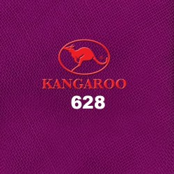 "Kangaroo Scarf Tudung Bawal Plain 45"" Plain Dark Hot Pink #628"