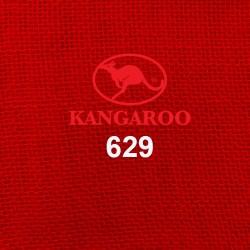 """Kangaroo Scarf Tudung Bawal Plain 45"""" Plain Red #629"""