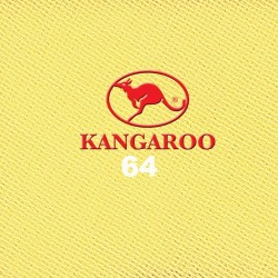 "Kangaroo Scarf Tudung Bawal Plain 45"" Plain Soften Yellow #64"