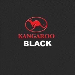 """Kangaroo Scarf Tudung Bawal Plain 45"""" #BLK"""