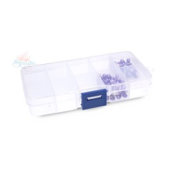 Bead Storage Box 13cm x 7cm - 1pcs