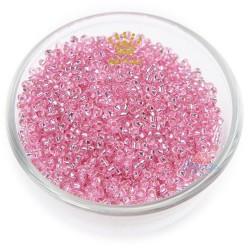 MIYUKI Round Bead - Pink #1349-O (100gram/pack)
