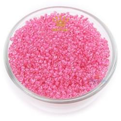 MIYUKI Round Bead - Pink #206 (100gram/pack)