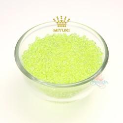 MIYUKI Round Bead - Green #239 (100gram/pack)