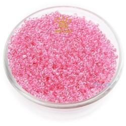 MIYUKI Round Bead - Pink #254 (100gram/pack)