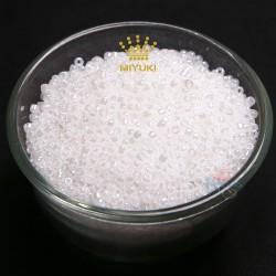 MIYUKI Round Bead - White #334 (100gram/pack)