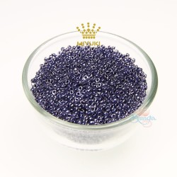MIYUKI Round Bead - Purple #38149 (100gram/pack)