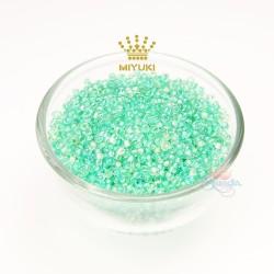 MIYUKI Round Bead - Green #38156 (100gram/pack)