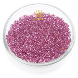 MIYUKI Round Bead - Purple #38898 (100gram/pack)