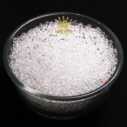 MIYUKI Round Bead - White #4 (100gram/pack)