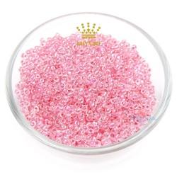 MIYUKI Round Bead - Pink #439 (100gram/pack)