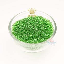 MIYUKI Round Bead - Green #49 (100gram/pack)