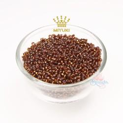 MIYUKI Round Bead - Brown #54 (100gram/pack)