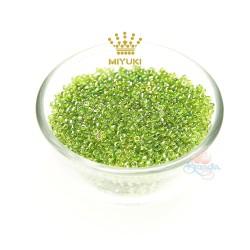 MIYUKI Round Bead - Green #550 (100gram/pack)