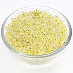 MIYUKI Round Bead - Yellow #554-O (100gram/pack)