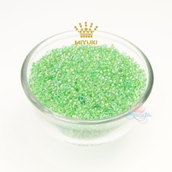 MIYUKI Round Bead - Green #58556 (100gram/pack)