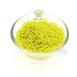MIYUKI Round Bead - Green #611 (100gram/pack)
