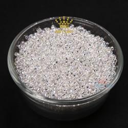 MIYUKI Round Bead - White #635 (100gram/pack)