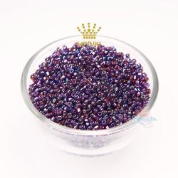MIYUKI Round Bead - Rainbow #639 (100gram/pack)