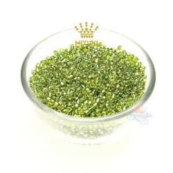 MIYUKI Round Bead - Green #643 (100gram/pack)