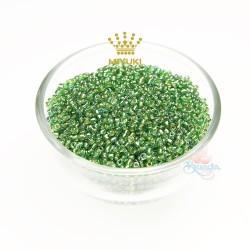 MIYUKI Round Bead - Green #644 (100gram/pack)